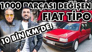 1000'den Fazla Parçası Değiştirilerek Modifiye Edilen Fiat Tipo