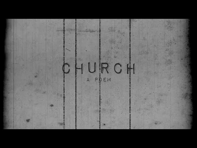 Church (a poem)