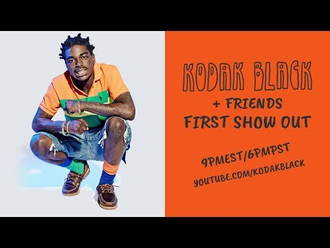 Kodak Black & Friends: First Show Out Live From Miami