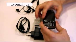 Видеообзор китайского Nokia E71++ blackкупить в Киеве