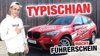Besteht TYPISCHIAN seinen Führerschein? | Fischer Academy