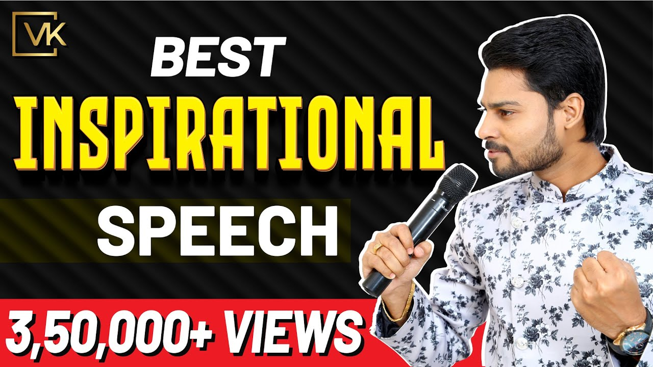 Best Inspirational Speech By Venu Kalyan | Telugu | UNIK LIFE