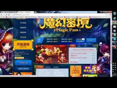 Como se cadastrar no DDtank Chinês 7K7K atualizado 2016