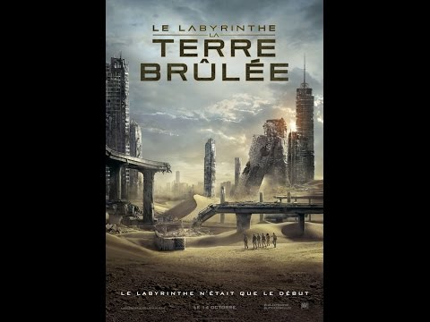 Du Livre Au Film : L'Epreuve Tome 2 La Terre Brulé poster