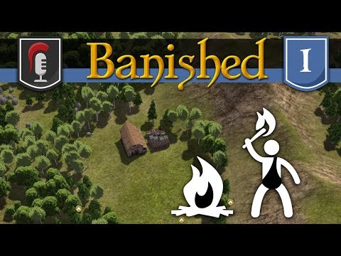 Banished - Nova Carthago Part 1 (The First Civilization)