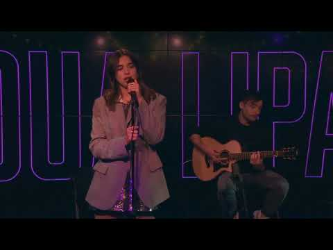 Dua Lipa - Blow Your Mind (Mwah) [Acoustic]