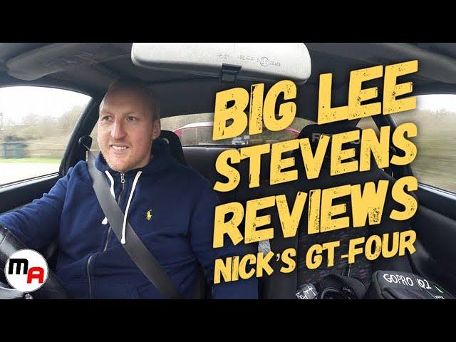 Big Lee Stevens Reviews Nick's GT Four