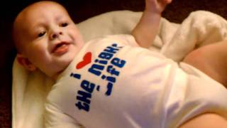 Tickle Baby Jaxton
