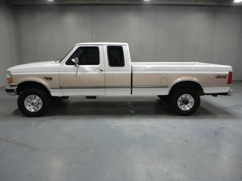 1996 ford f 250 4x4 7 3l powerstroke extended cab great truck for sale youtube. Black Bedroom Furniture Sets. Home Design Ideas