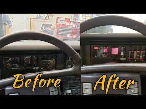 Fixing The Digital Dash (Project GTA Pt.3)