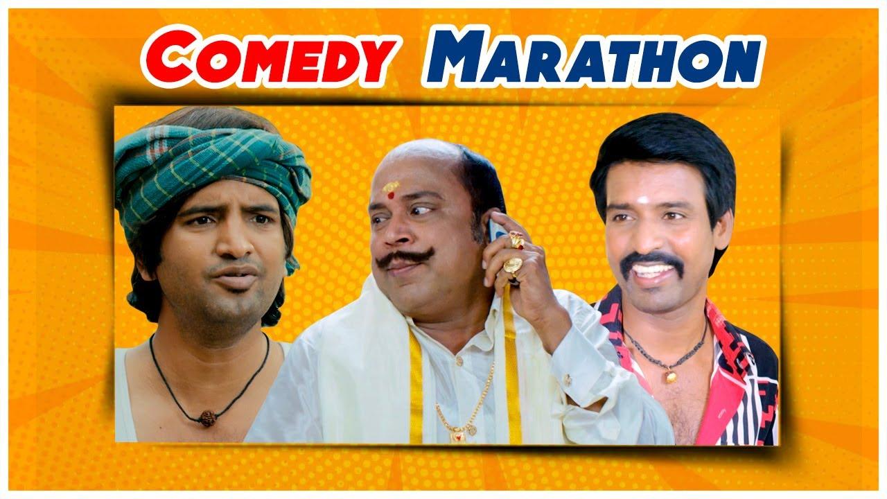 Download Comedy Marathon   Velainu Vandhutta Vellaikaaran   Raja Rani   Vetrivel   Soori   Santhanam