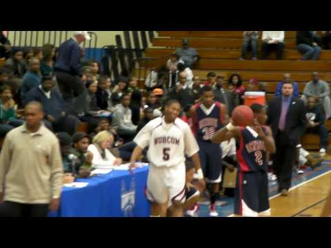 Liberty-Bound Jeremy Canty @ 3rd Annual Ronald Curry Christmas Classic