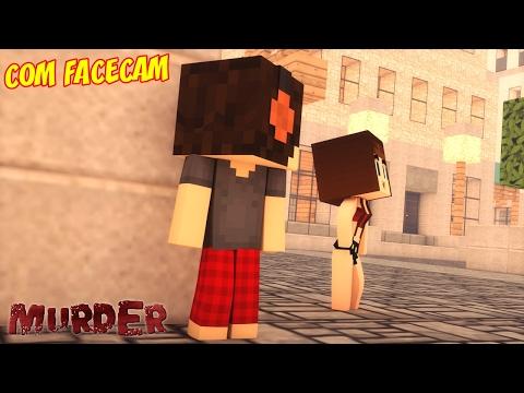 Minecraft: PEGUEI A ZORBS NO FLAGRA! - MURDER ft. Zorbs