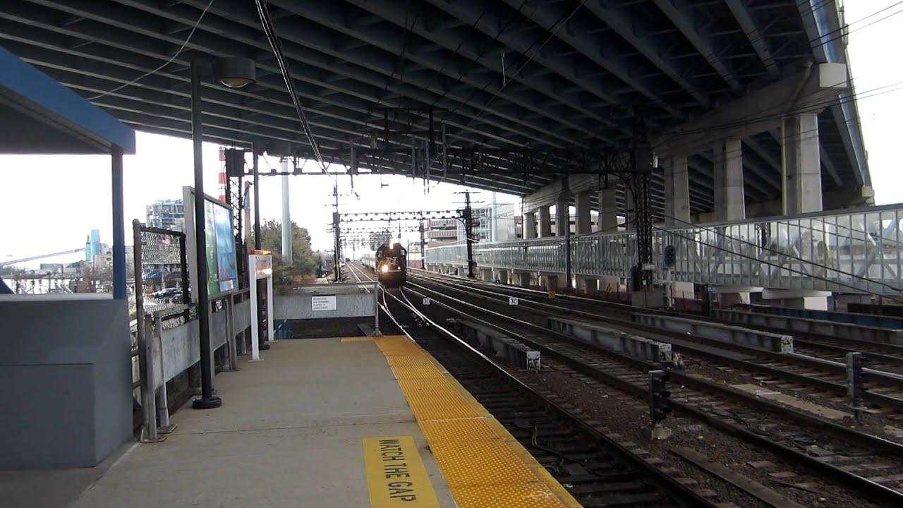 Metro North Waterbury Train #6918 - YouTube