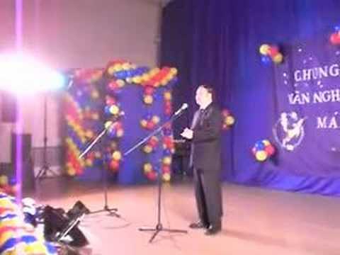 SVVN.RU - Tuyên bố khai mạc - VĂN NGHỆ SINH VIÊN LẦN I 2007