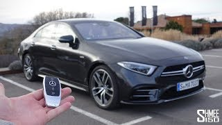 Is the New CLS 53 a Real AMG? | TEST DRIVE