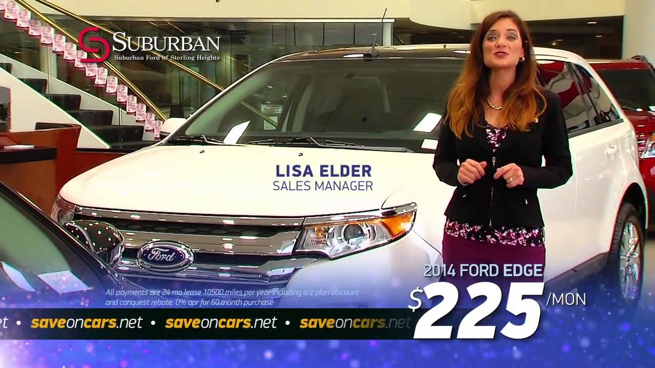 Suburban Ford Of Sterling Heights No Hassle Experience Youtube