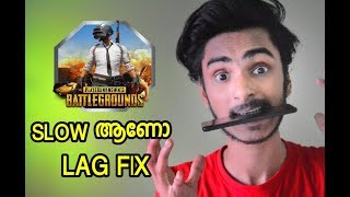 PUBG LAG FIX ANDROID AND IOS l  BEST TIPS AND TRICKS l UNBOXING DUDE l