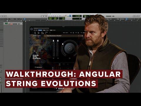 Walkthrough: Spitfire Angular String Evolutions