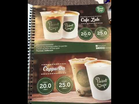 Menu Point Cafe Indomaret Point Cafe Coffee Nya To The Point
