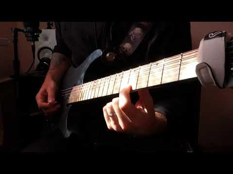 Как правильно делать перекаты без срача при игре на гитаре? (урок с Www.patreon.com/fredguitarist)