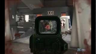 Call of Duty Black Ops II (max settings) Gameplay