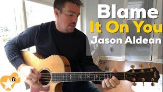 You Make It Easy Jason Aldean Guitar Lesson For Beginners You Make It Easy Guitar Lesson 417 - مهرجانات