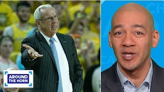 Roy Williams took blame instead of calling out Tar Heels - J.A. Adande | Around the Horn