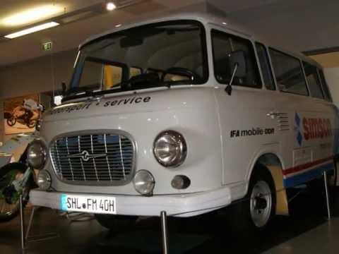 BARKAS B1000 DDR IFA mobile SIMSON Service MOTORSPORT ( Wartburg Motor )