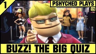 #176 | Buzz! The BIG Quiz | Pshyched Plays PS2