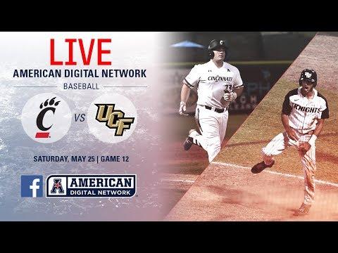 2019 American Baseball Championship: No. 2 Cincinnati vs. No. 6 UCF