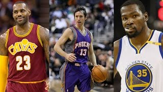 LeBron James CALLED OUT By Steve Nash In Defense Of Kevin Durant