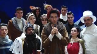 Обращение всем зрителям мюзикла Снежная Королева!