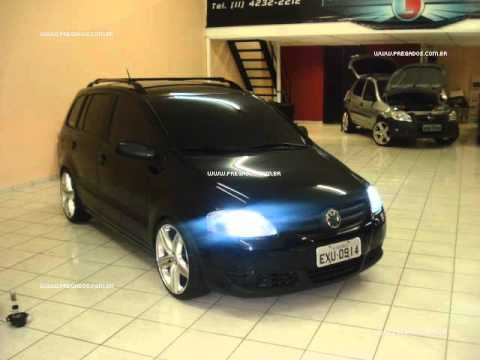 vw fox e spacefox rebaixados youtube. Black Bedroom Furniture Sets. Home Design Ideas