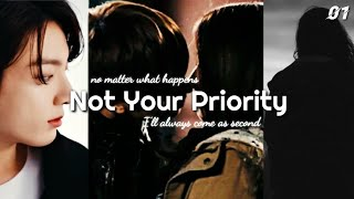 Jungkook FF || Forced Marriage Series: Not Your Priority •Chapter 1•