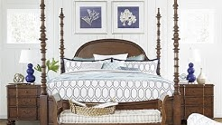 Dogwood Bedroom Collection by Paula Deen Home