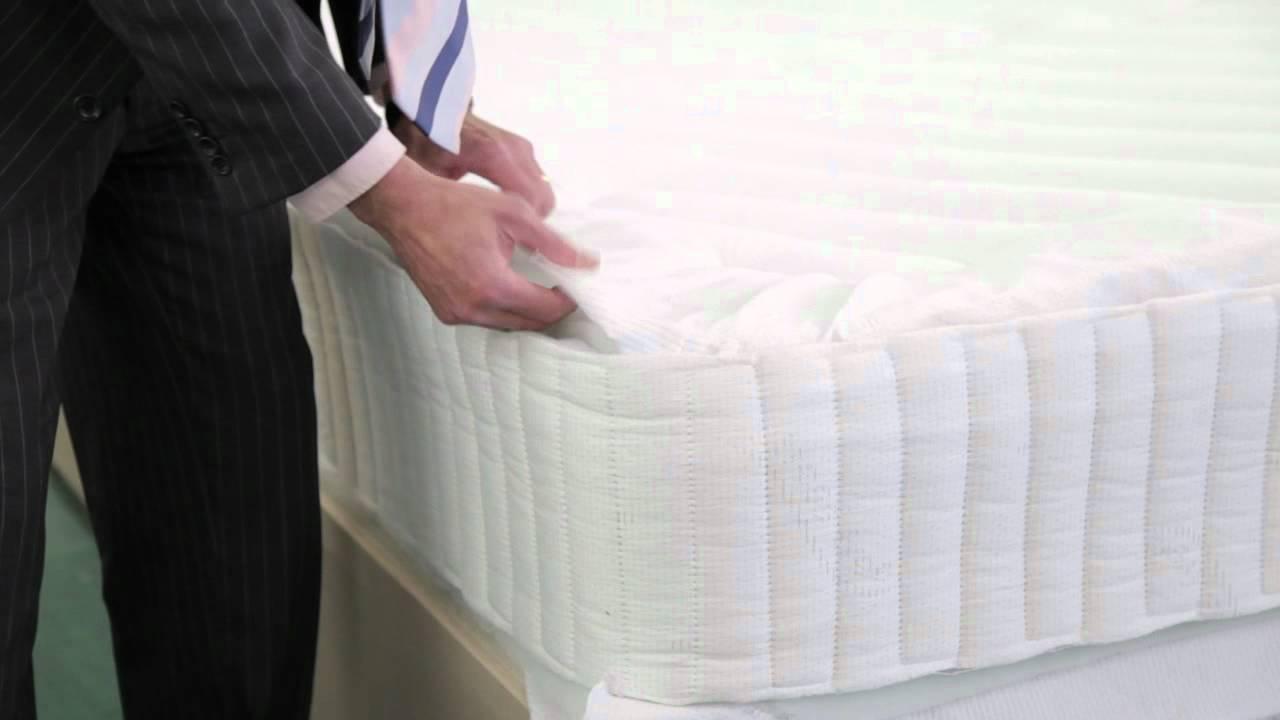 Medium Firm Sprung Mattress Bed Guru Supreme