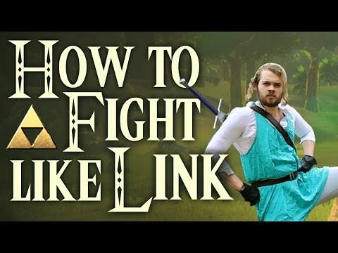 How to Fight Like Link - Breath of the Wild