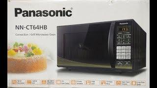 Panasonic Micro-oven NN-CT64HB
