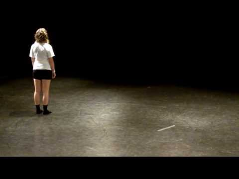 Modern Dance Solo Composition