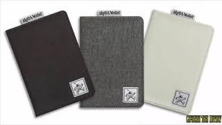 5 Useful Minimalist Wallets & Card Holders