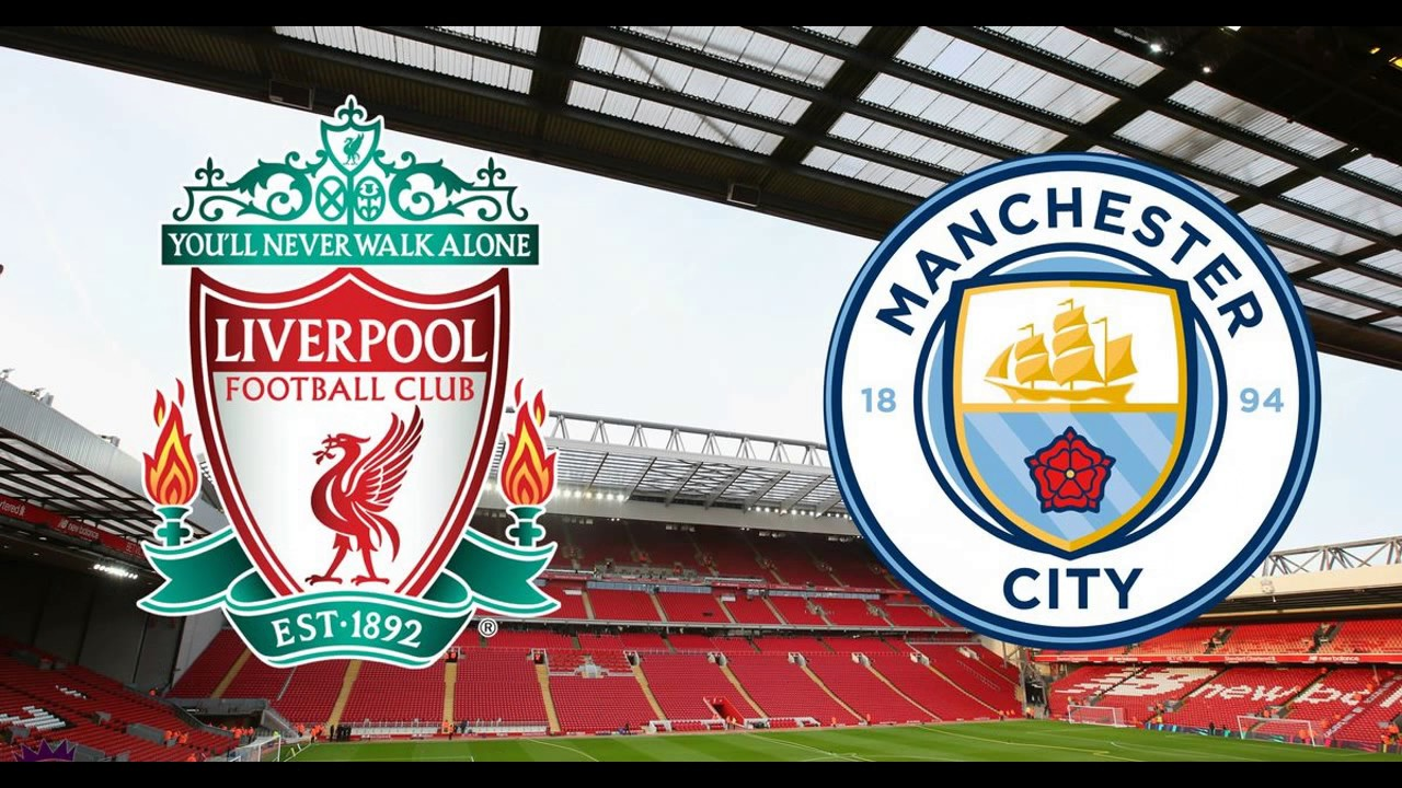 Manchester City vs Liverpool Live - YouTube
