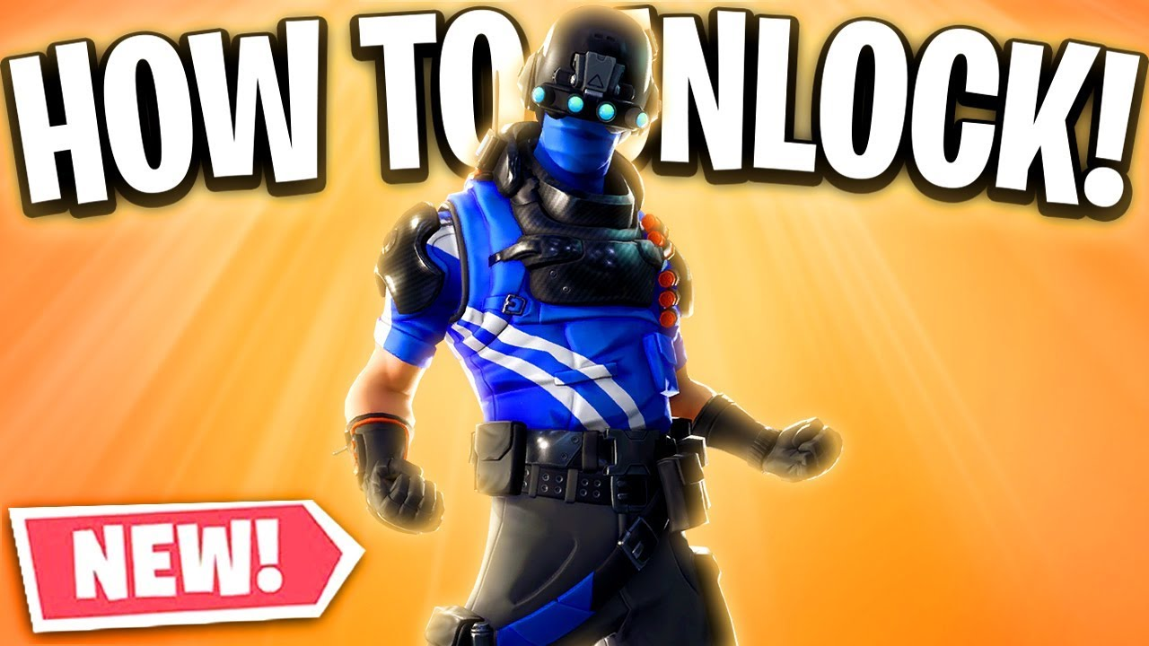 how to unlock the new carbon commando skin in fortnite battle royale new fortnite skin - fortnite carbon commando xbox