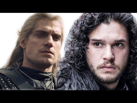 Відьмак проти Гри Престолів | HBO & Netflix | Ведьмак