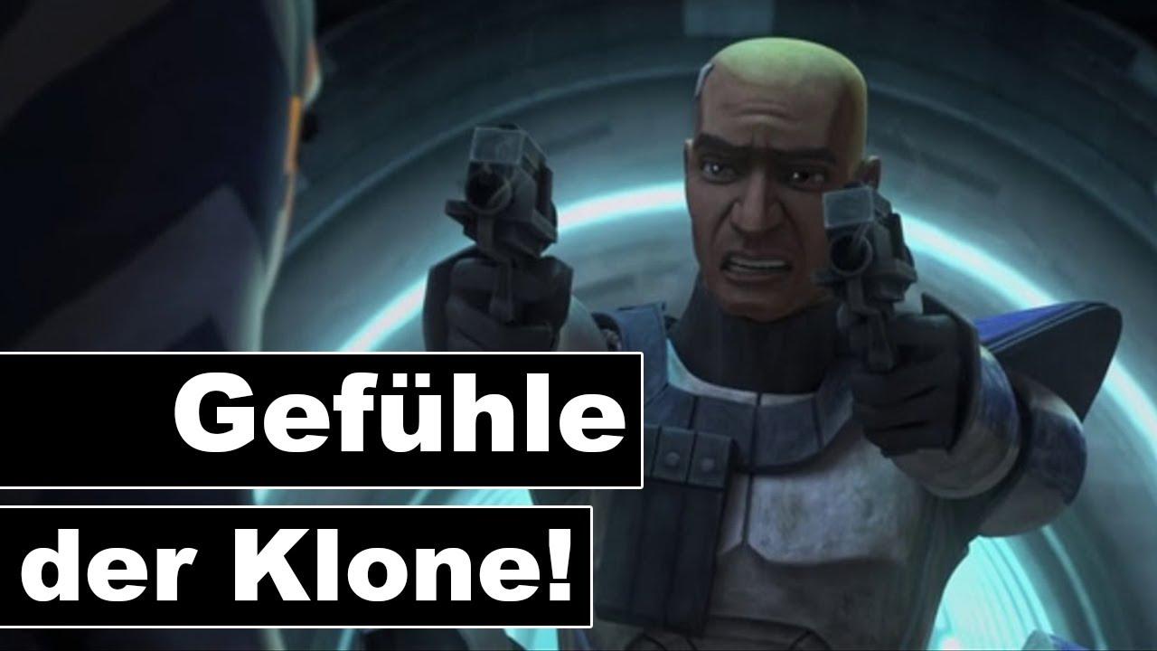 Was 6 Klon-Commander fühlten und dachten, als sie die Order 66 ausführten!