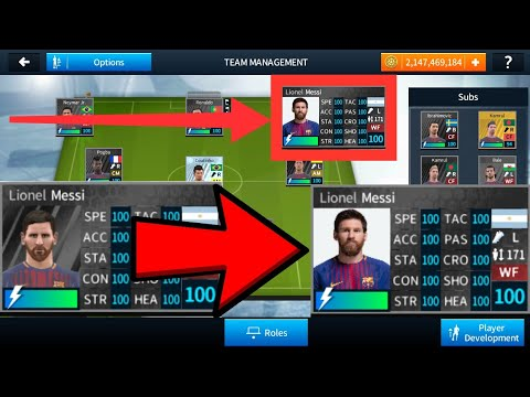 How To Import Real Messi Face In Dream League Soccer 2018