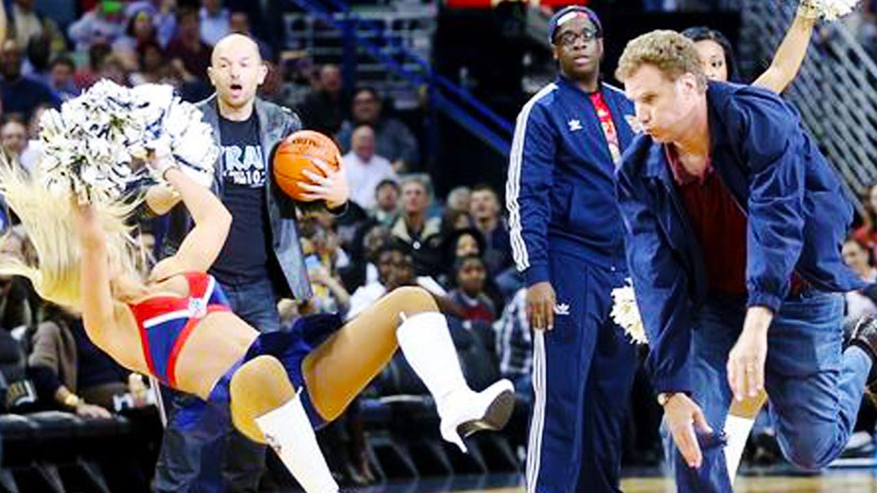 Cheerleader Through Basketball