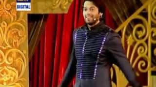 Fahad Mustafa & Momo fun On The Stage