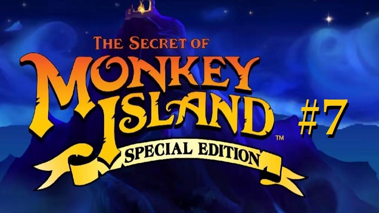 Secet Of Monkey Island Walkthrough