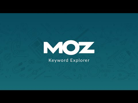 Keyword Research in Keyword Explorer Overview
